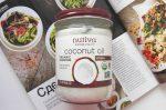 Отличное кокосовое масло Extra Virgin от Nutiva