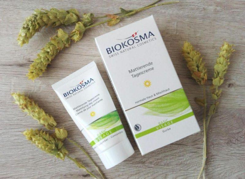 Крем для лица матирующий Биокосма