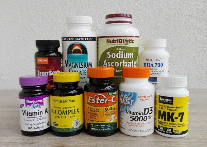 Лучшие формы витаминов