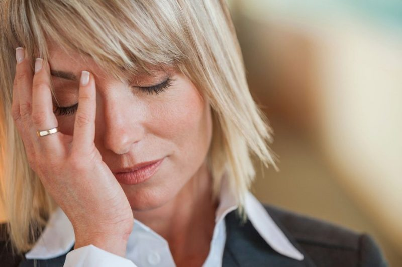 Cиндром надпочечниковой усталости