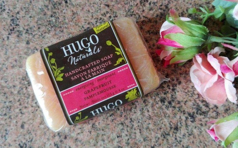 Натуральное мыло Hugo
