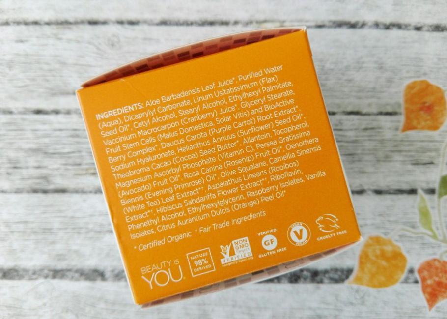 Крем для лица с витамином С Андалу