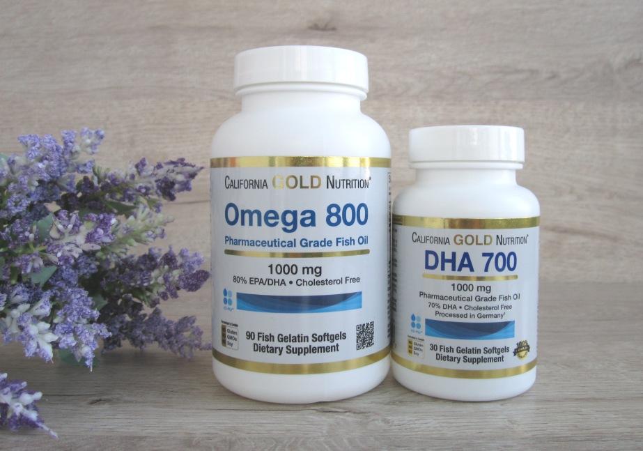 Омега-3 EPA DHA ЭПК ДГК рыбий жир