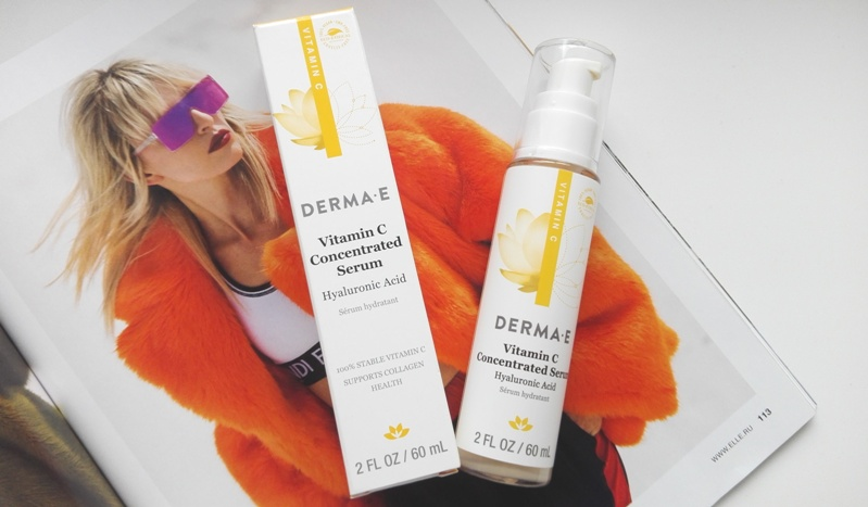Сыворотка Derma E