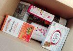 Моя посылка с iHerb - куркумин, шампунь, лосьон и мыло