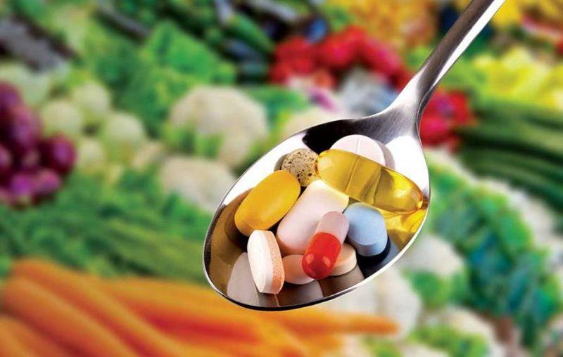 Лечение печени БАДы витамины