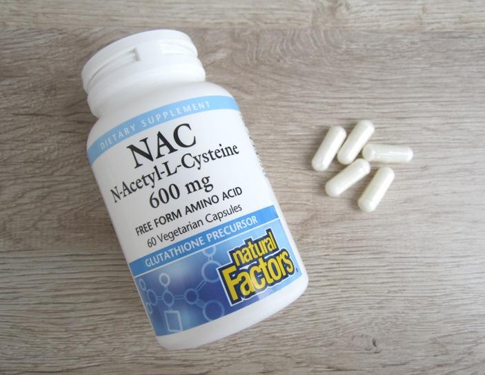 Н-ацетил-цистеин, NAC