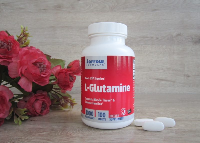 Л-глютамин БАД