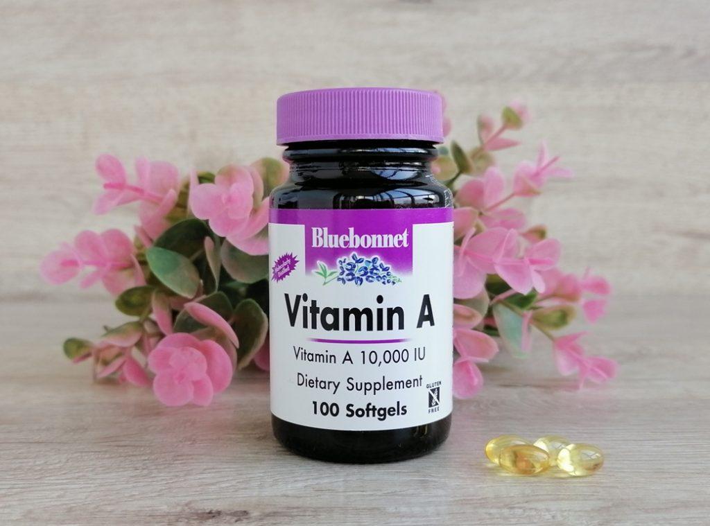 Витамин А натуральный
