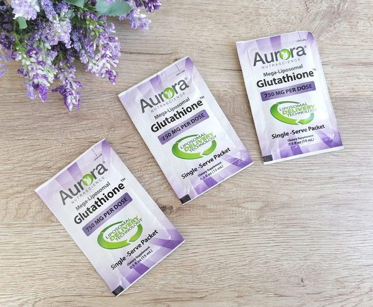 Липосомальный глутатион Aurora Nutrascience